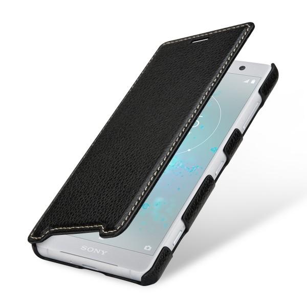 StilGut - Sony Xperia XZ2 Compact Case Book Type ohne Clip