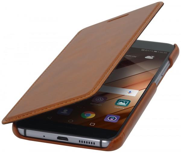 StilGut - Huawei P10 lite Case Book Type ohne Clip