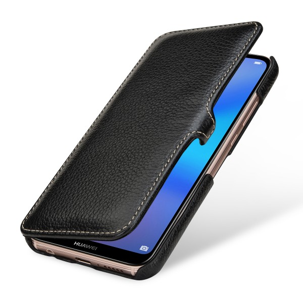 StilGut - Huawei P20 lite Tasche Book Type mit Clip