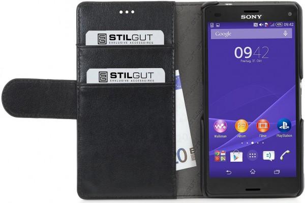 "StilGut - Handyhülle für Sony Xperia Z3 Compact ""Talis"""