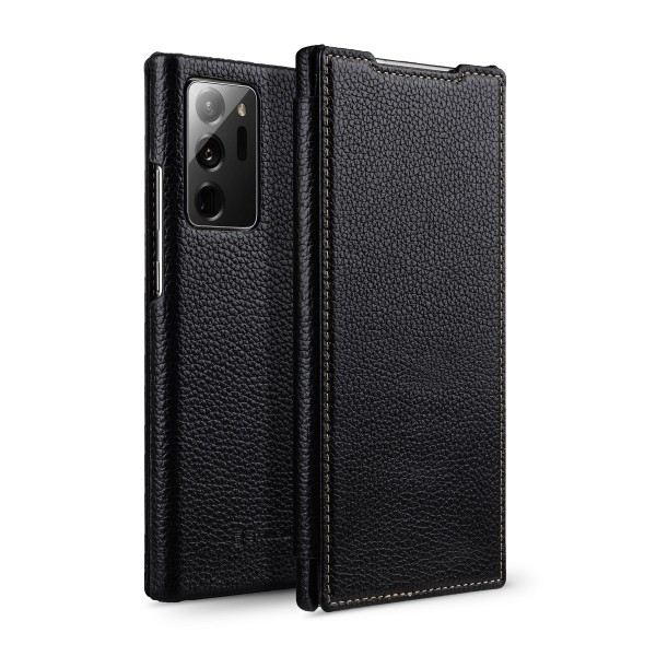 StilGut - Samsung Galaxy Note 20 Ultra Case Book Type