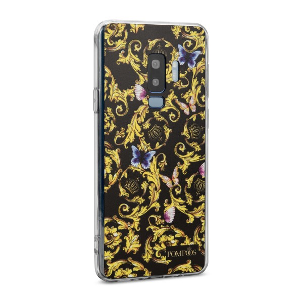 POMPÖÖS by StilGut - Samsung Galaxy S9 Plus Cover Royal - Design by HARALD GLÖÖCKLER