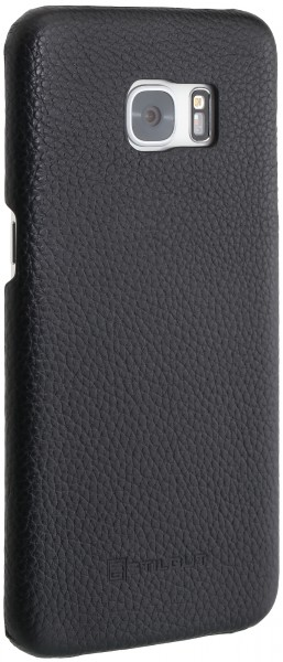 StilGut - Samsung Galaxy S7 edge Cover aus Leder