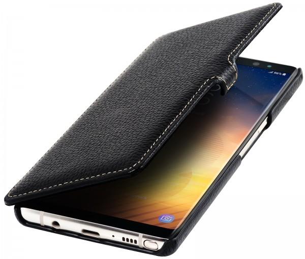 StilGut - Samsung Galaxy Note 8 Tasche Book Type mit Clip
