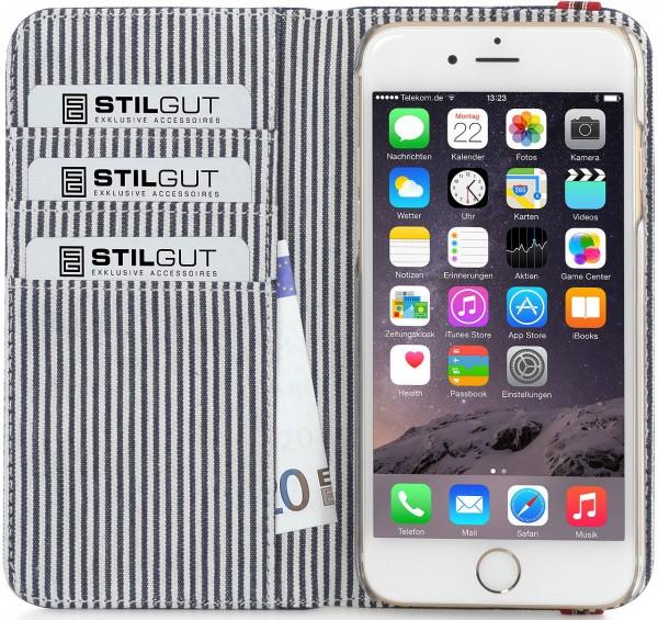 "StilGut - iPhone 6s Plus Hülle ""Talis"" Sersato Series"