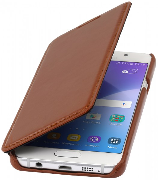 StilGut - Samsung Galaxy A3 (2016) Case Book Type ohne Clip