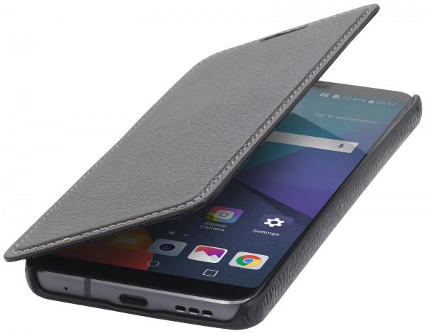 StilGut - LG G6 Case Book Type ohne Clip