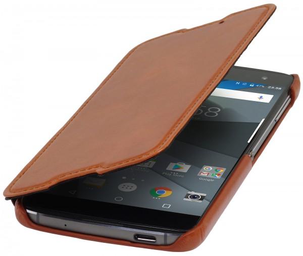 StilGut - BlackBerry DTEK60 Case Book Type ohne Clip