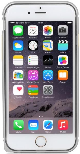 StilGut - iPhone 6s Bumper aus Aluminium und Silikon