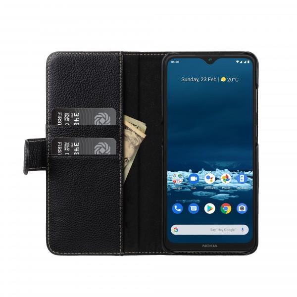 StilGut - Nokia 5.3 Flip Cover Talis mit Kartenfach