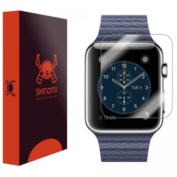 Skinomi - Displayschutzfolie für Apple Watch 42 mm (6er Pack) TechSkin