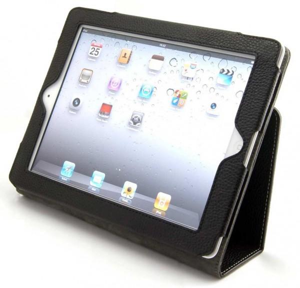 """StilGut - Ledertasche """"Maniglia"""" für iPad 2"""