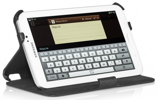 StilGut - UltraSlim Case für Samsung Galaxy Tab 3 7.0 (P3200)