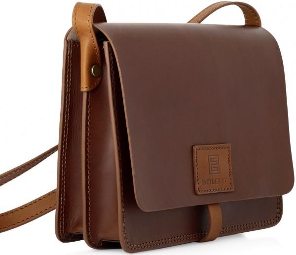 StilGut - Handtasche Ricordi aus echtem italienischen Leder