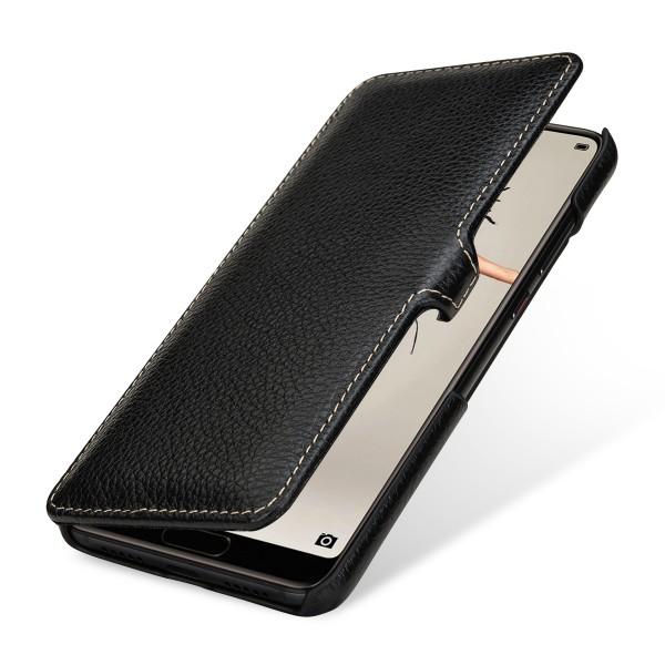 StilGut - Huawei P20 Tasche Book Type mit Clip