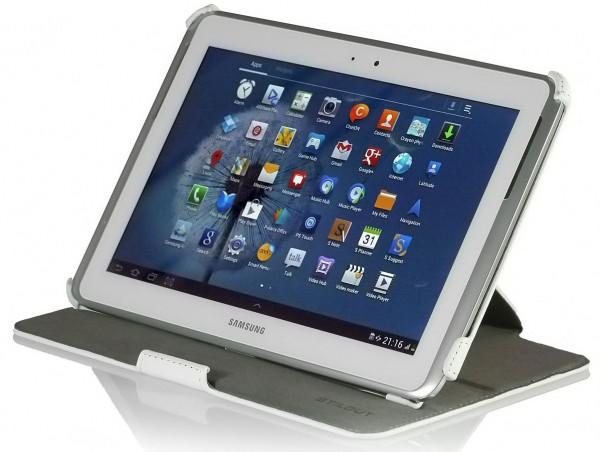 StilGut - UltraSlim Case V2 für Galaxy Note 10.1 N8000