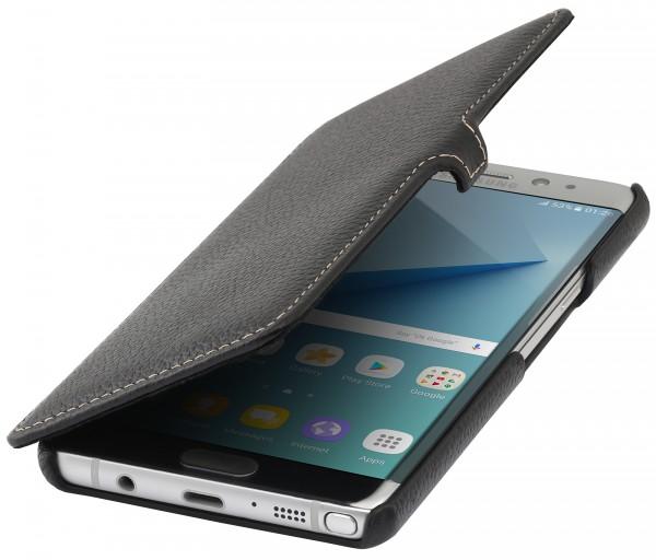 StilGut - Samsung Galaxy Note 7 Tasche Book Type mit Clip