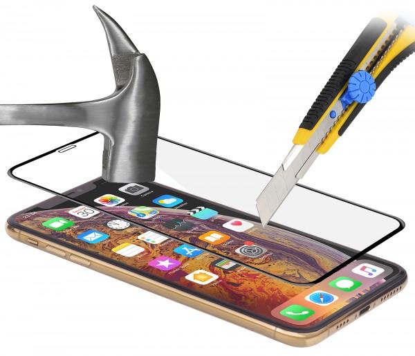 StilGut - iPhone XR Panzerglas 3D Full Cover