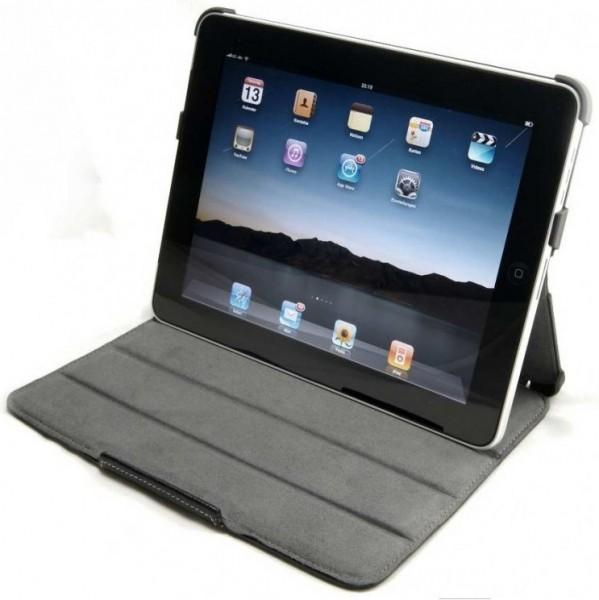 "StilGut - Ledertasche ""Magic"" für iPad 1"