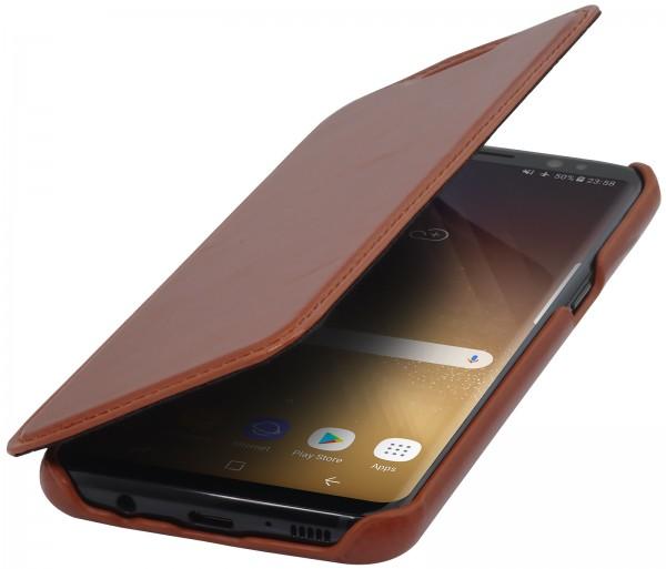 StilGut - Samsung Galaxy S8+ Case Book Type ohne Clip