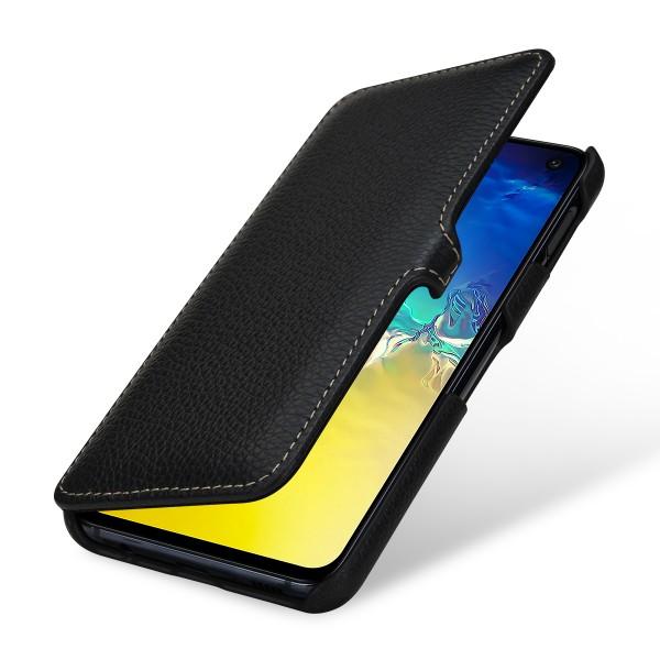 StilGut - Samsung Galaxy S10e Tasche Book Type mit Clip