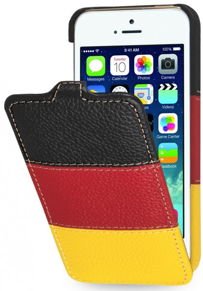 "StilGut - UltraSlim Case ""Deutschland-Edition"" für iPhone 5s"