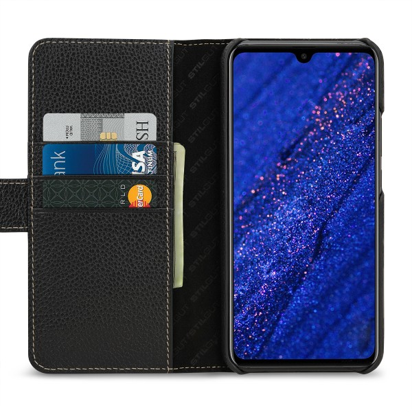 StilGut - Huawei Mate 20 lite Hülle Talis mit Kartenfach
