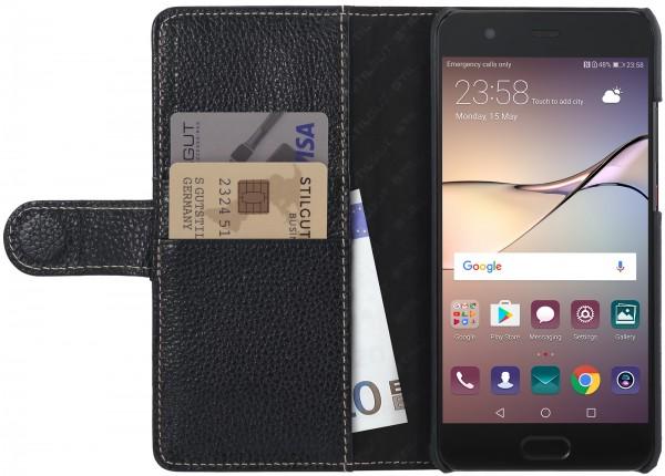 StilGut - Huawei P10 Plus Hülle Talis mit Kreditkartenfach