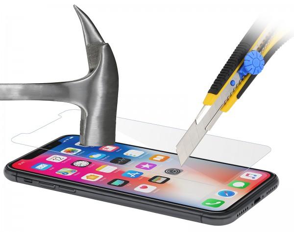 StilGut - iPhone X Sicherheitsglas (2er Pack)