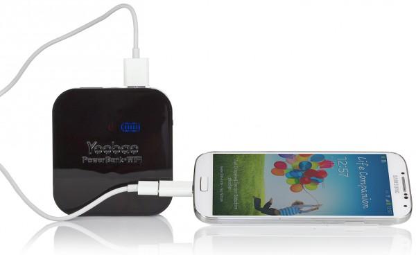 StilGut - Mytour WiFi - Power Bank mobiler Akku 5200 mAh