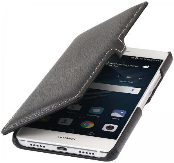 StilGut - Huawei P9 lite Tasche Book Type mit Clip