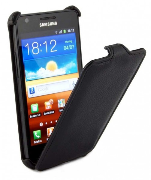 StilGut - Slim Case für Samsung Galaxy S2 i9100 & Galaxy S2 Plus i9105