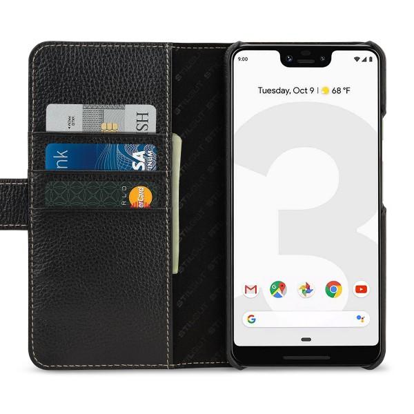 StilGut - Google Pixel 3 XL Hülle Talis mit Kartenfach