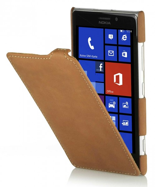 StilGut - UltraSlim Case für Nokia Lumia 925 Old Style