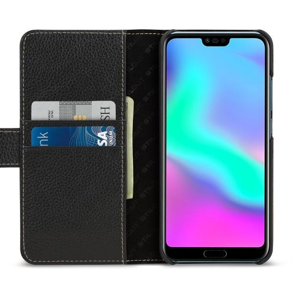 StilGut - Honor 10 Hülle Talis mit Kreditkartenfach