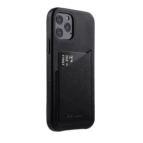 StilGut - iPhone 12 Pro Case mit Kartenfach